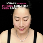 Chen, Pi-hsien:pno - Bach: Partiten CD Cover Art