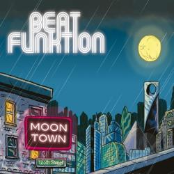 Beat Funktion - Moon Town CD Cover Art