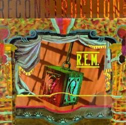 R.E.M. - Fables of the Reconstruction CD Cover Art