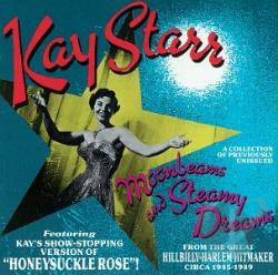 Starr, Kay - Honeysuckle Rose CD Cover Art