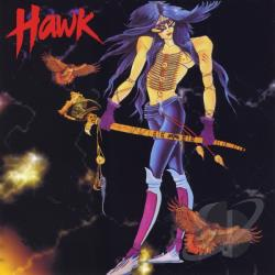 Hawk (Heavy Metal) - Hawk CD Cover Art