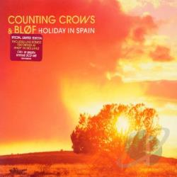 Blof / Counting Crows - Holiday In Spain DS Cover Art