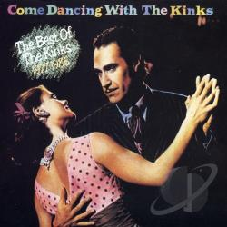 Kinks - Come Dancing with the Kinks: The Best of the Kinks 1977-1986 CD Cover Art
