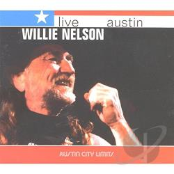 Nelson, Willie - Live from Austin, TX CD Cover Art