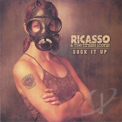 Ricasso - Suck It Up CD Cover Art