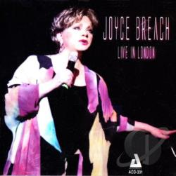 Breach, Joyce - Live in London CD Cover Art