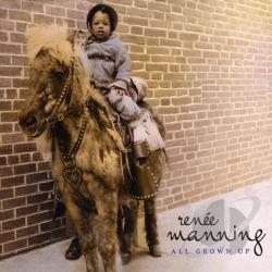 Manning, Renee - All Grown Up CD Cover Art