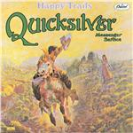 Quicksilver Messenger Service - Happy Trails DB Cover Art