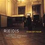 D / E / R / S - Sign of Four CD Cover Art