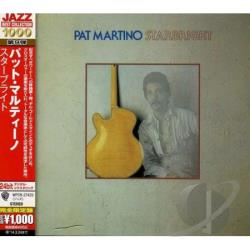 Martino, Pat - Starbright CD Cover Art