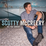 McCreery, Scotty - See You Tonight CD Cover Art