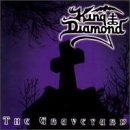 King Diamond - Graveyard CD Cover Art