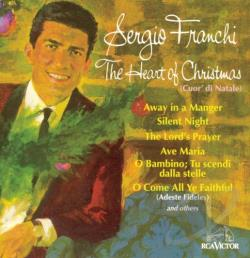 Franchi, Sergio - Heart of Christmas (Cuor' di Natale) CD Cover Art
