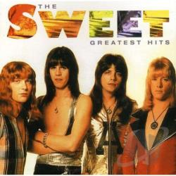 Sweet - Greatest Hits CD Cover Art
