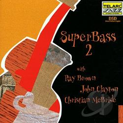 Brown, Ray - Super Bass, Vol. 2 CD Cover Art