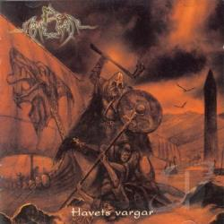 Manegarm - Havets Vargar CD Cover Art