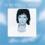 Carlos, Roberto - Linea Azul Vol. 8: Volver CD Cover Art