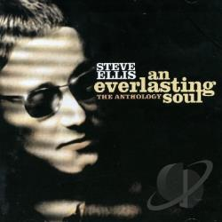 Ellis, Steve - Everlasting Soul: Anthology CD Cover Art