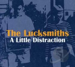 Lucksmiths - Little Distraction CD Cover Art