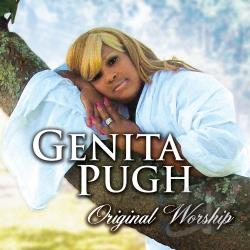 Pugh, Genita - Original Worship CD Cover Art