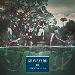Graveyard - Hisingen Blues CD Cover Art