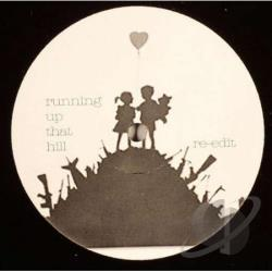 Bush, Kate - Running Up That Hill LP Cover Art