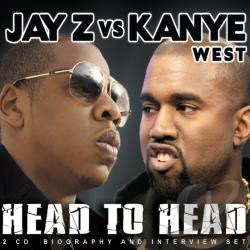 Jay-Z / West, Kanye - Jay-Z vs. Kanye West: Head To Head CD Cover Art