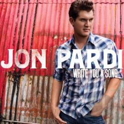 Jon Pardi - Write You a Song CD Cover Art