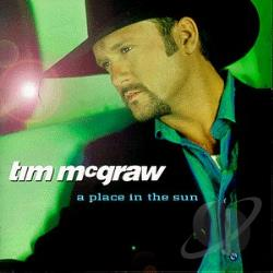 Mcgraw, Tim - Place in the Sun CD Cover Art