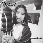 Muzzle - Actual Size CD Cover Art