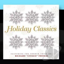 Thomas, Richard - Holiday Classics CD Cover Art
