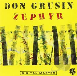 Grusin, Don - Zephyr CD Cover Art