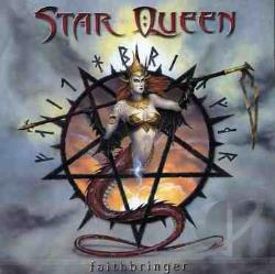 Star Queen - Faithbringer CD Cover Art