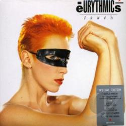 Eurythmics - Touch CD Cover Art