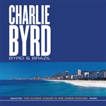 Byrd, Charlie - Byrd and Brazil CD Cover Art