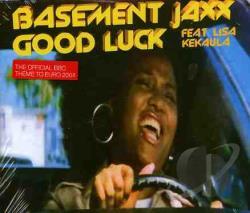 basement jaxx good luck cd single more by basement jaxx united kingdom