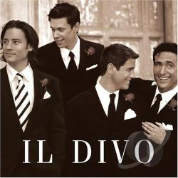 Il Divo - Il Divo CD Cover Art