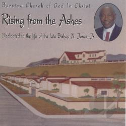 Lester, Latron - Rising From The Ashes CD Cover Art