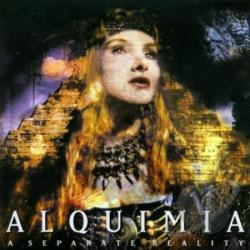 Alquimia - Seperate Reality CD Cover Art