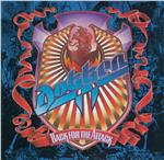 Dokken - Back For The Attack DB Cover Art