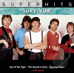 Survivor - Super Hits CD Cover Art