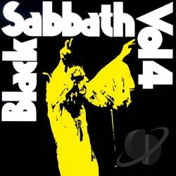 Black Sabbath - Black Sabbath, Vol. 4 LP Cover Art