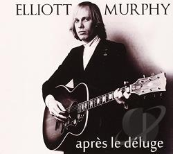 Murphy, Elliott - Apres Le Deluge CD Cover Art