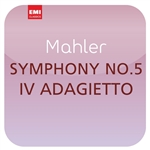 Berliner Philharmoniker - Mahler: Symphony No. 5 - IV. Adagietto (From The Film 'Death In Venice') [Masterworks] DB Cover Art