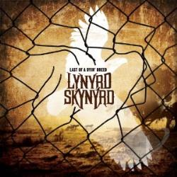 Lynyrd Skynyrd - Last of a Dyin' Breed CD Cover Art