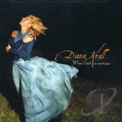 Krall, Diana - When I Look in Your Eyes CD Cover Art