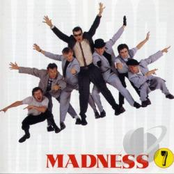 Madness - Seven CD Cover Art