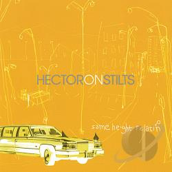Hector On Stilts - Same Height Relation CD Cover Art