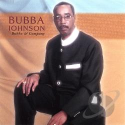 Bubba Johnson - Bubba & Co CD Cover Art