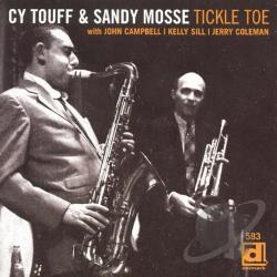 Touff, Cy - Tickle Toe CD Cover Art